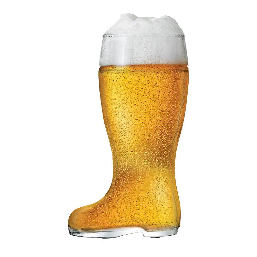 Copo Cerveja de Vidro Bota Estiefel M 620ml