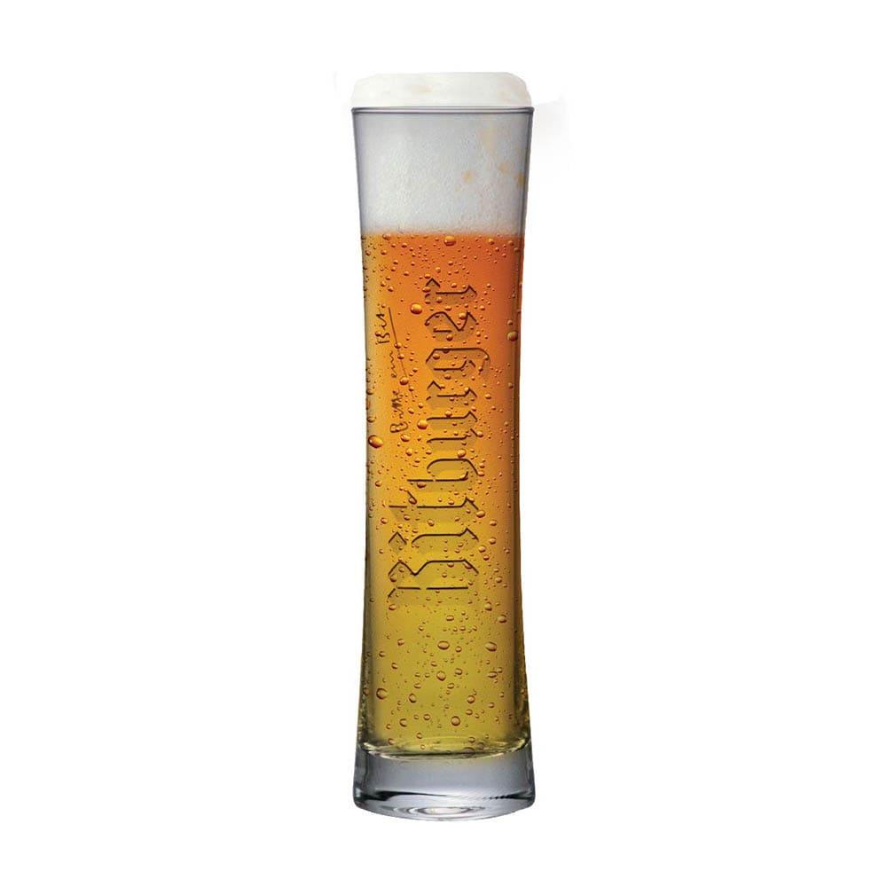Copo de Cerveja Rótulo Frases Bitburger Designglas Vidro 300ml