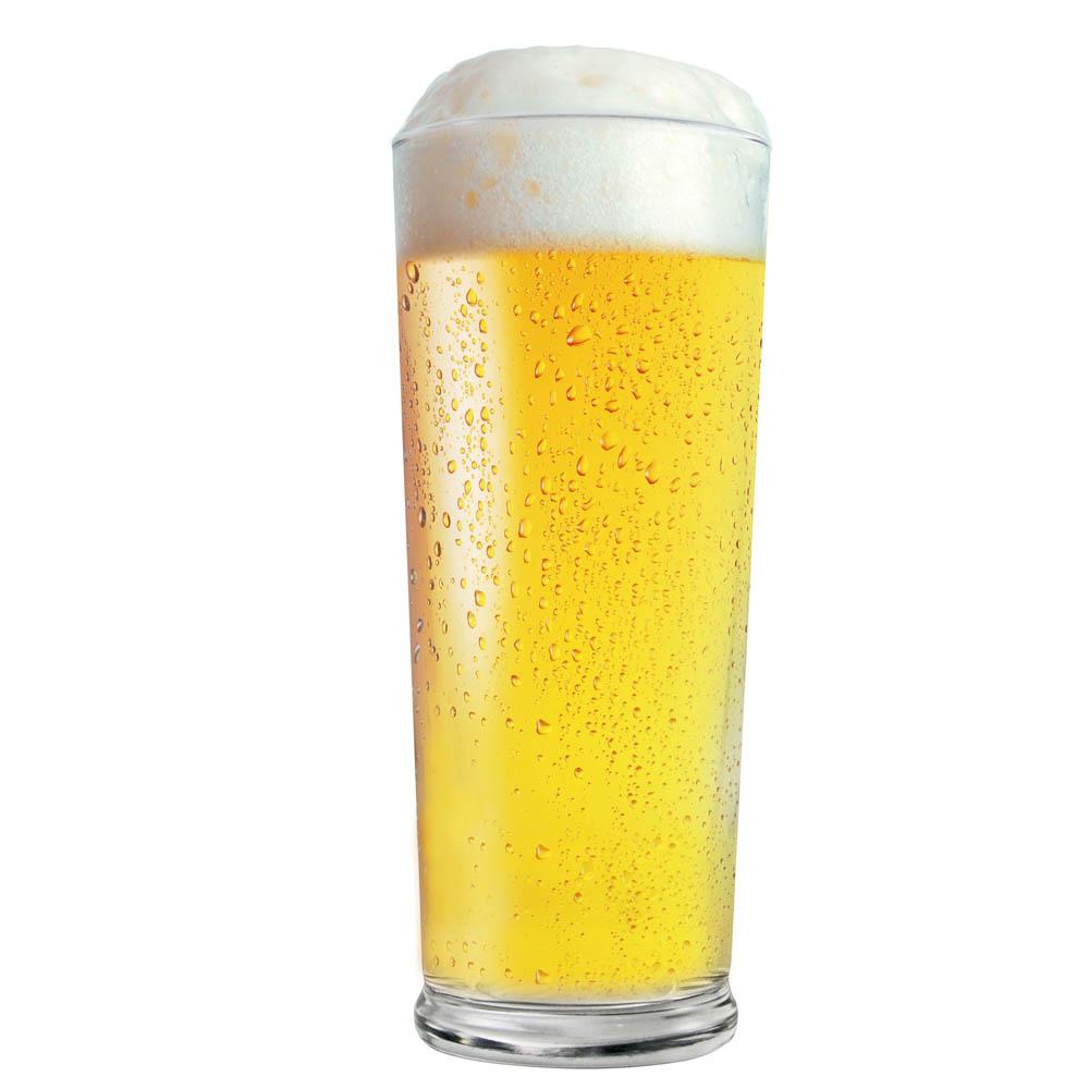 Copo de Cerveja de Vidro Staropramem 415ml