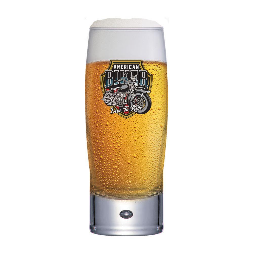 Copo de Cerveja Frases Legais Motors Biker Strange 300ml