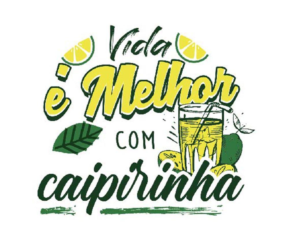 Copo de Caipirinha Frases Copo de Caipirinha Strange 275ml