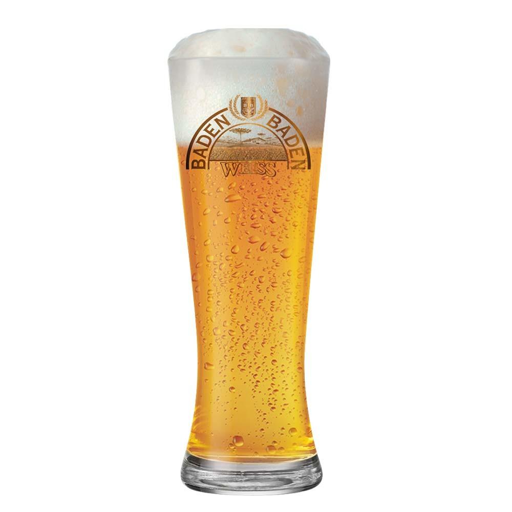 Copo de Cerveja Baden Baden Weiss 685ml