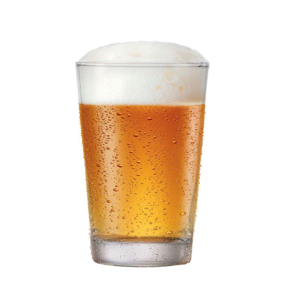 Copo de Cerveja Caldereta 350 Vidro 350ml