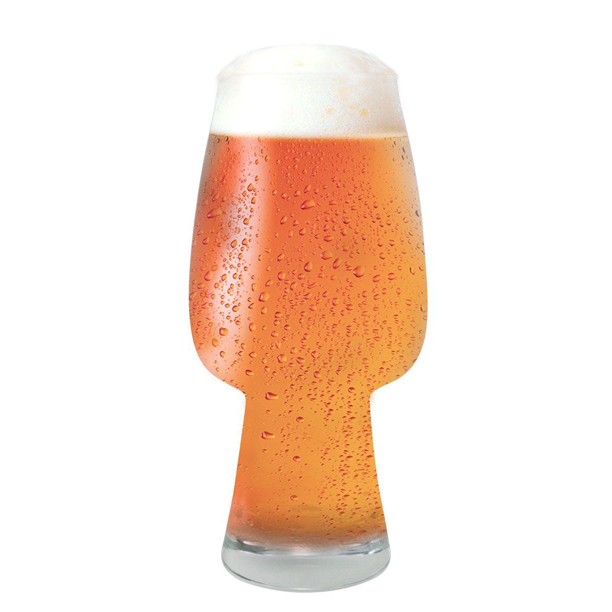 Copo Cerveja Cristal Craft Beer 2 580ml