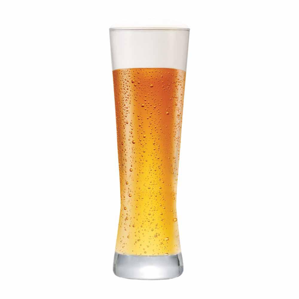 Copo de Cerveja de Vidro Polite 280ml