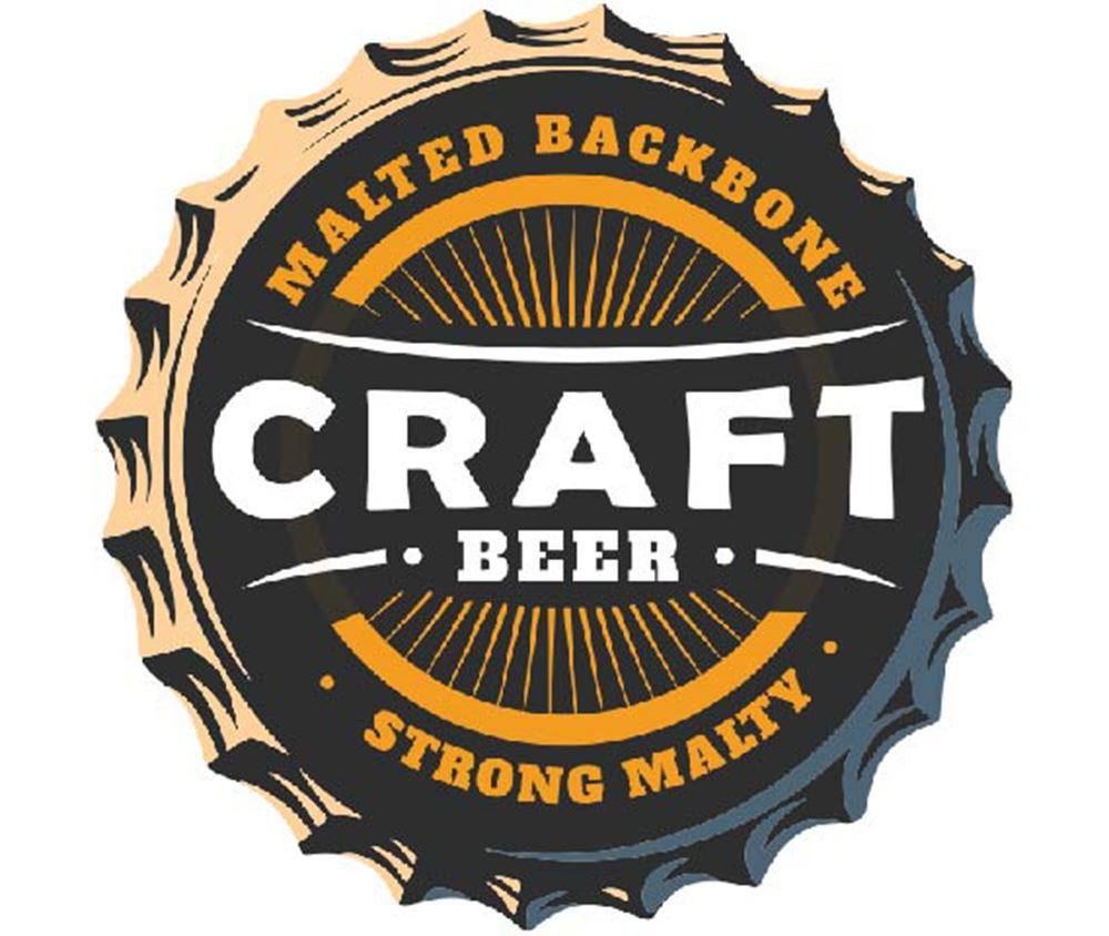 Copo de Cerveja Rótulos Beer Coll. Craft Beer Black 380ml