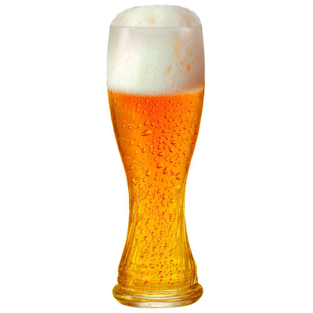 Copo Cerveja Vidro Weiss Schachen 710ml