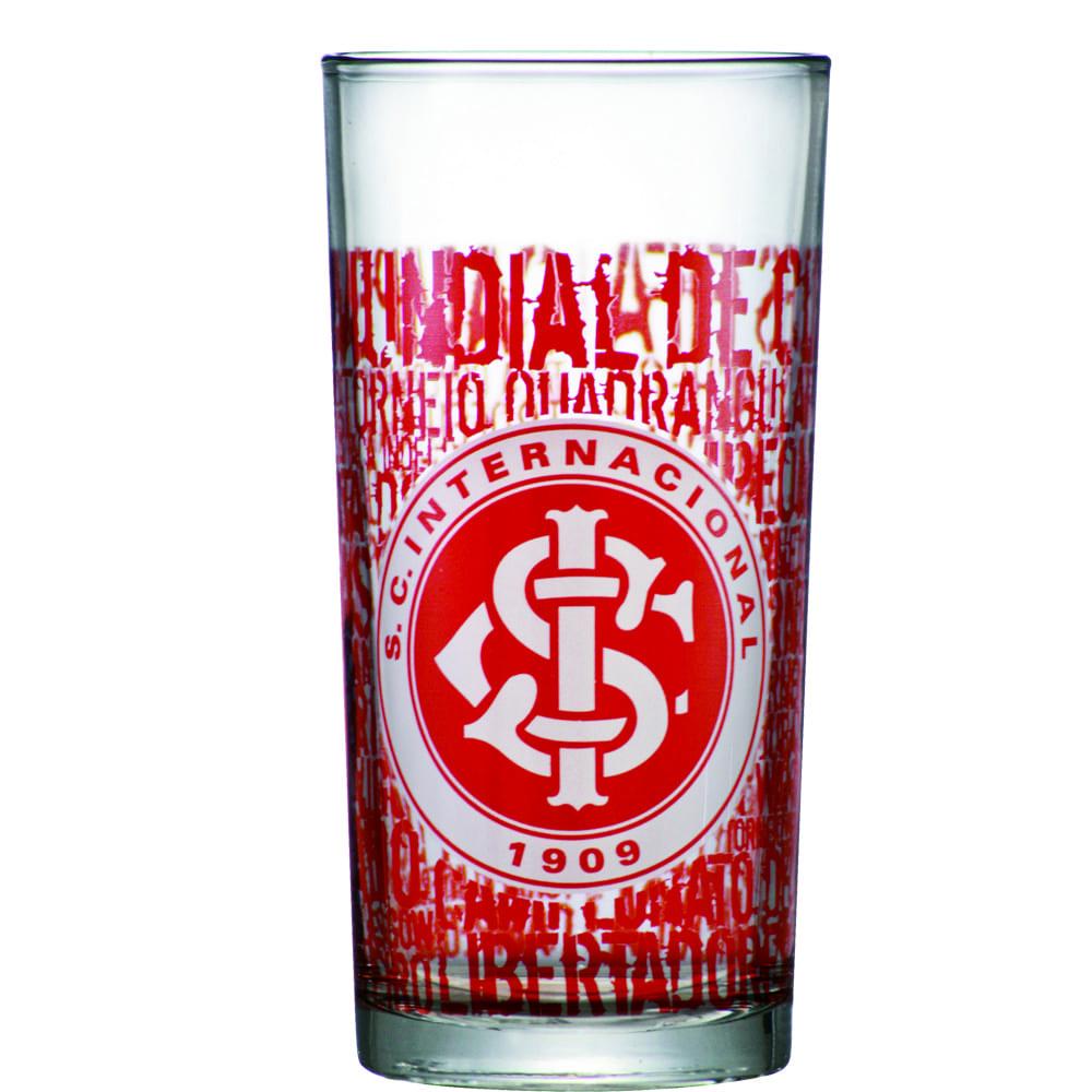 Copo de Vidro Long Drink Internacional de 300ml