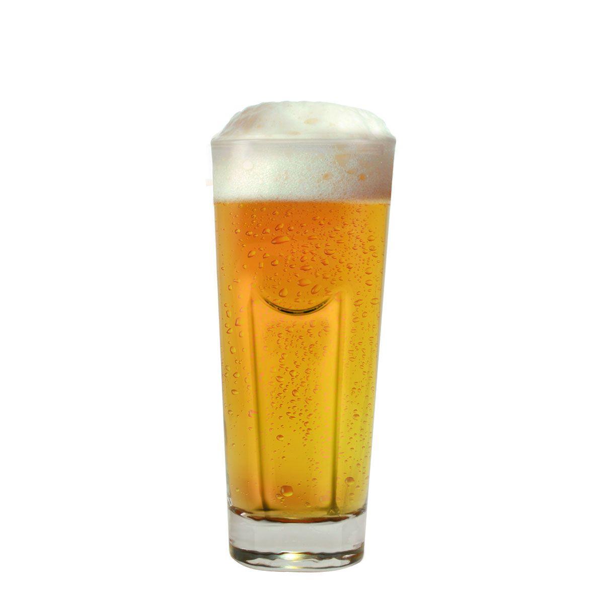 Copo de Cerveja de Vidro Event P 390ml