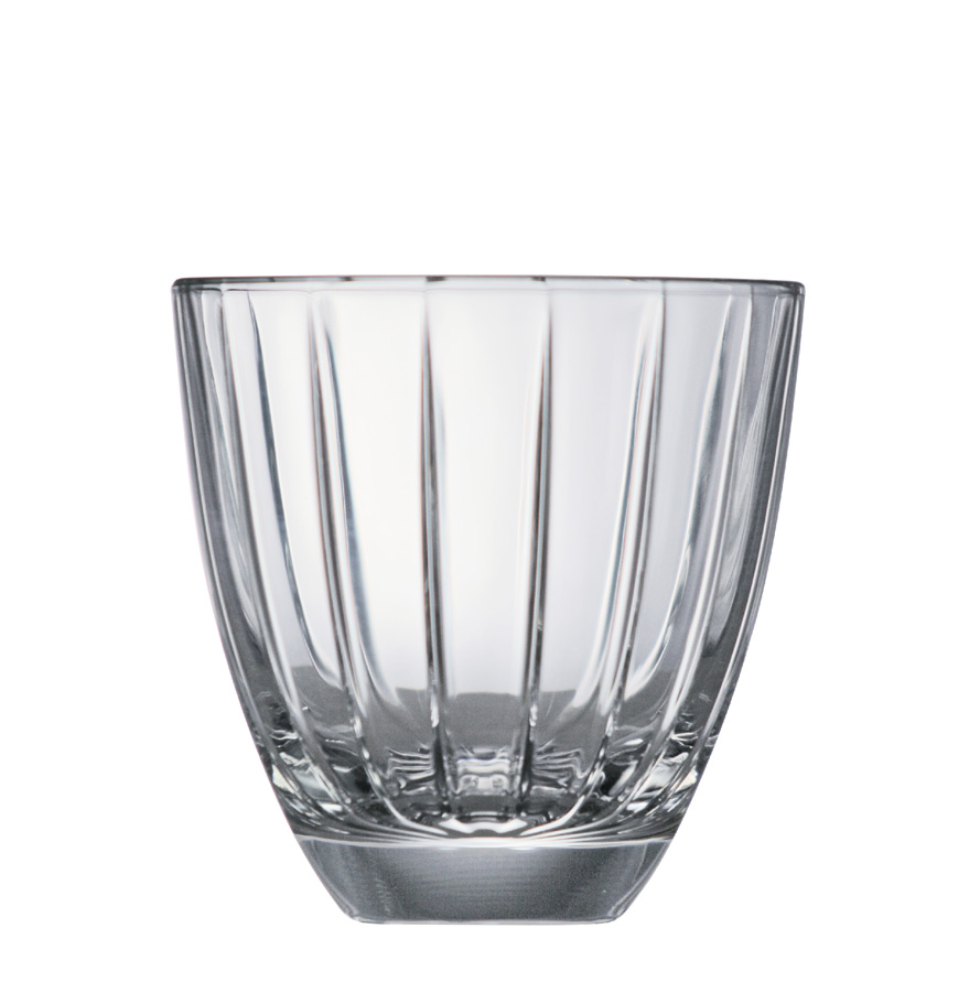 Copo de Whisky Vidro Academia 355ml 6pcs
