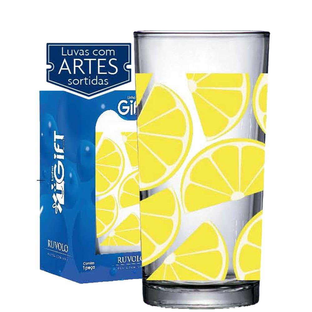 Copo Multiuso Long Drink 260ml Limão