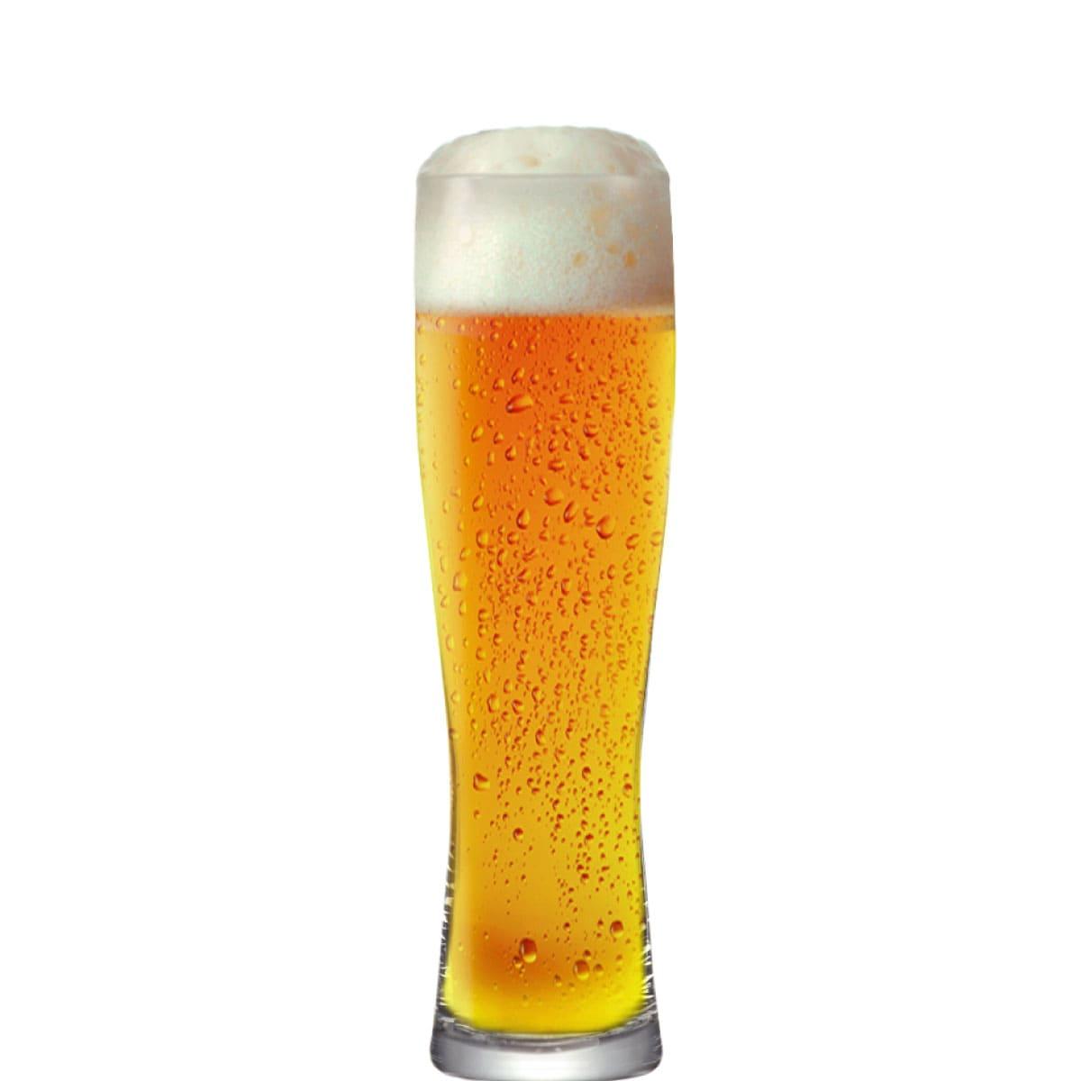 Copo de Cerveja de Vidro Mônaco Slim 520ml