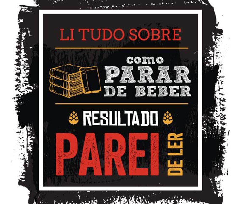 Copos de Cerveja Frases Legais Coleção 4 Pcs Willy P 310ml