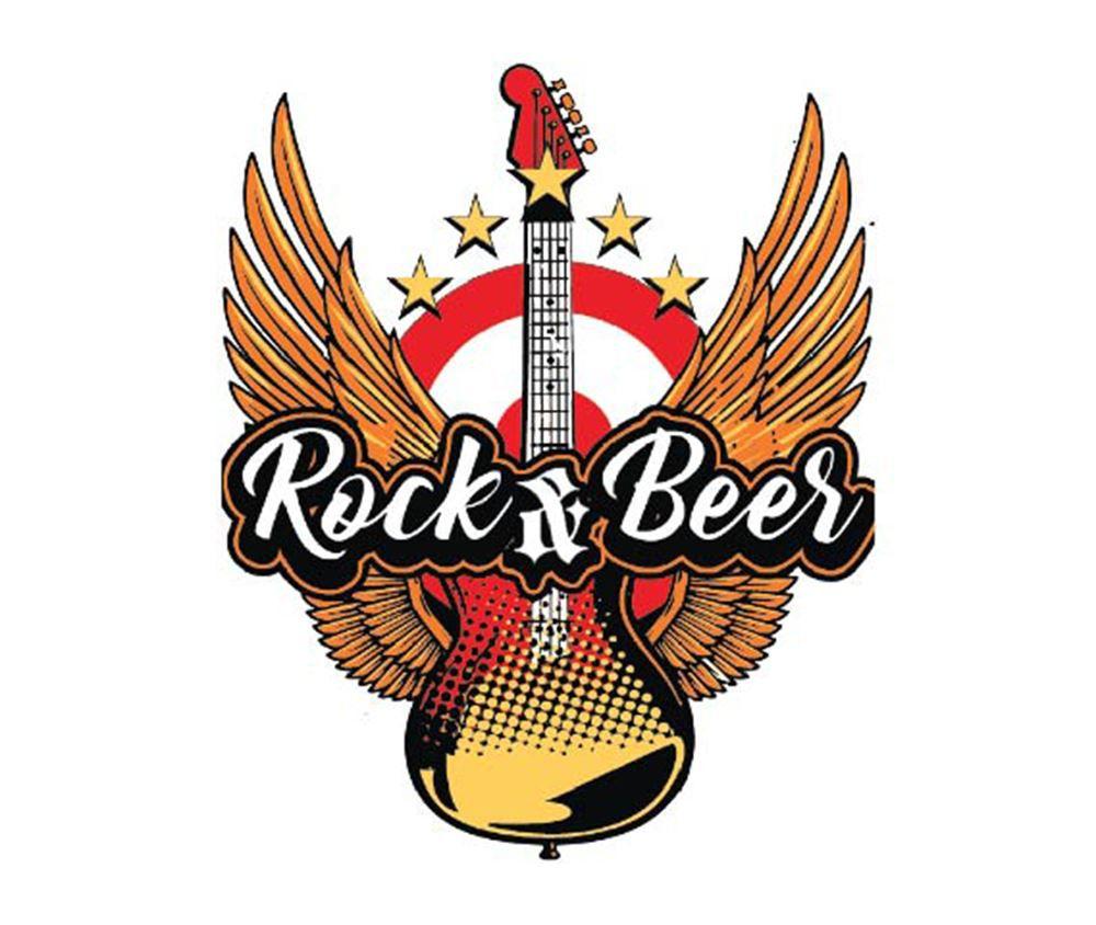 Copos de Cerveja Frases Rock Coll Coleção 4 Pcs Black 380ml