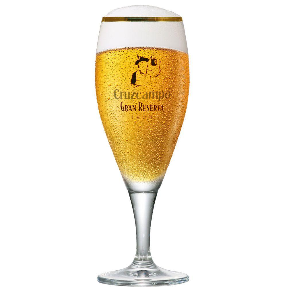 Jogo 3 Copos de Cervejas do Mundo + Taça Brinde