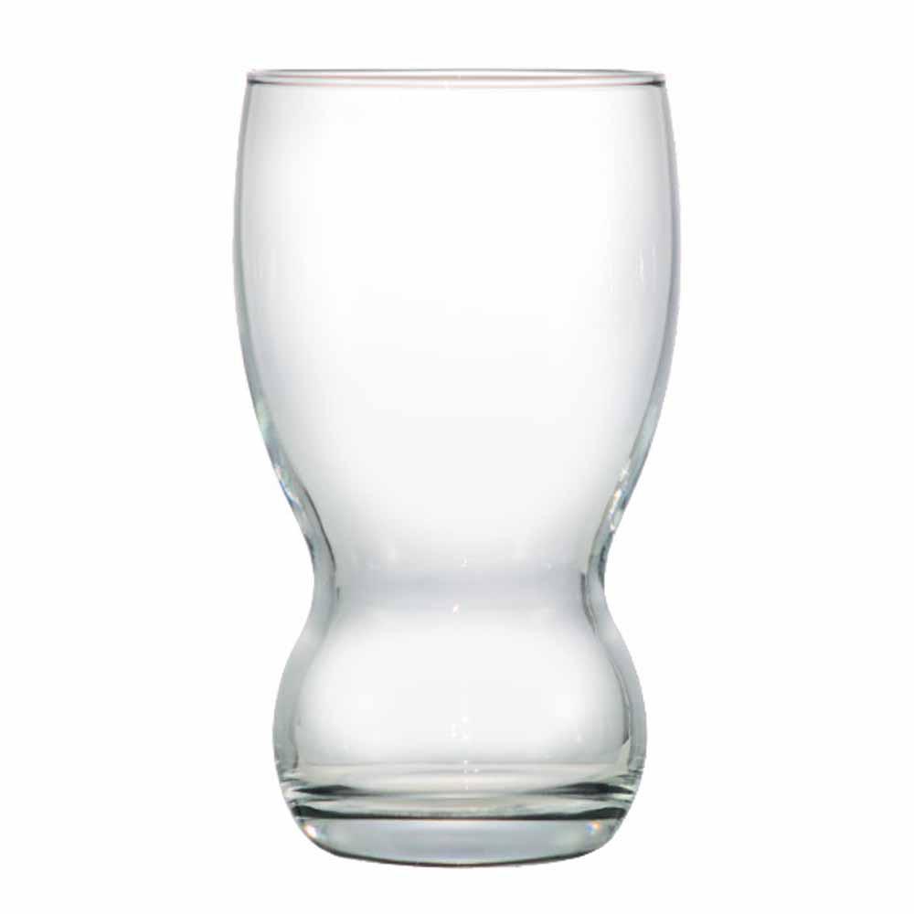 Jogo Copos Água Suco Aruã Vidro 365ml 12 Pcs