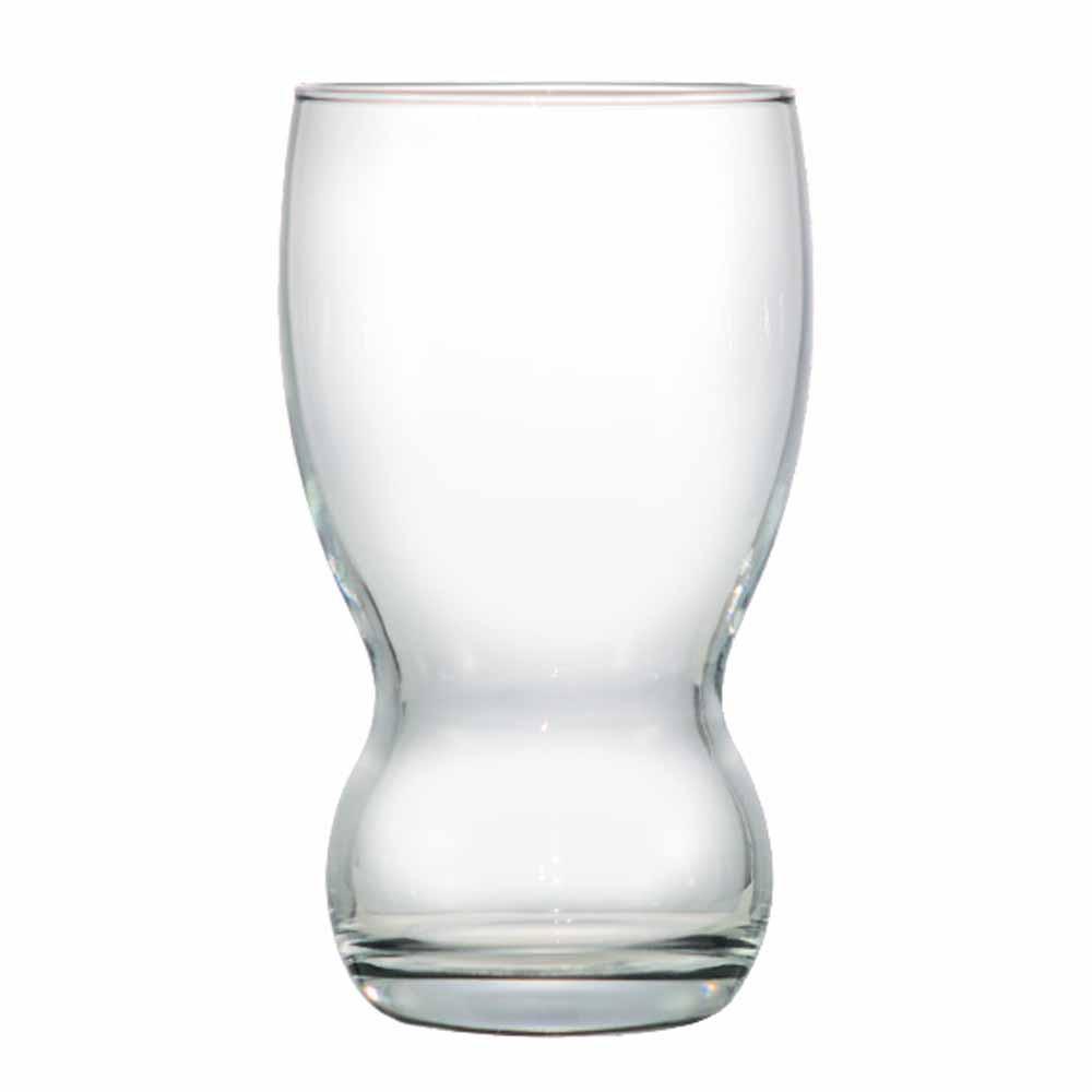 Jogo Copos Água Suco Aruã Vidro 365ml 6 Pcs