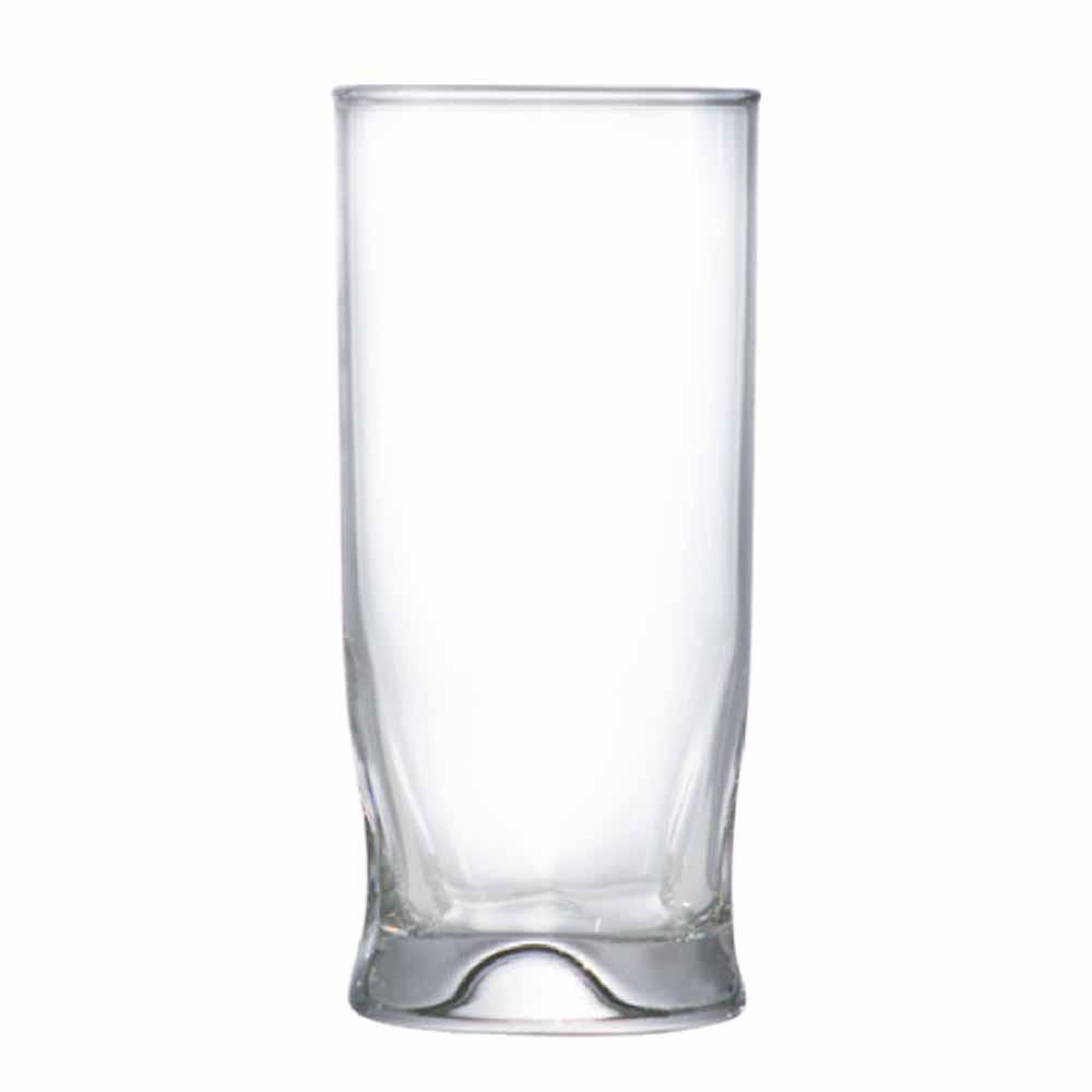 Jogo Copos Água Suco Duke Vidro 290ml 12 Pcs