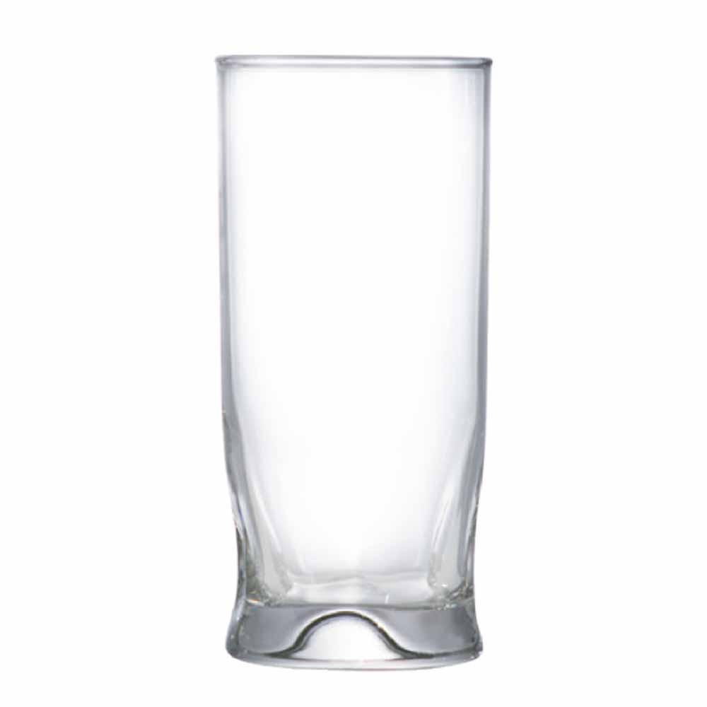 Jogo Copos Água Suco Duke Vidro 290ml 6 Pcs