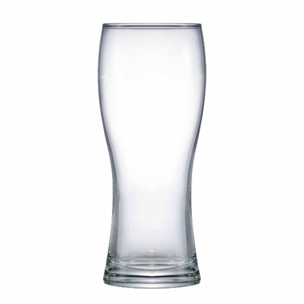 Copo de Cerveja de Vidro Bavaria 290ml 6 Pcs