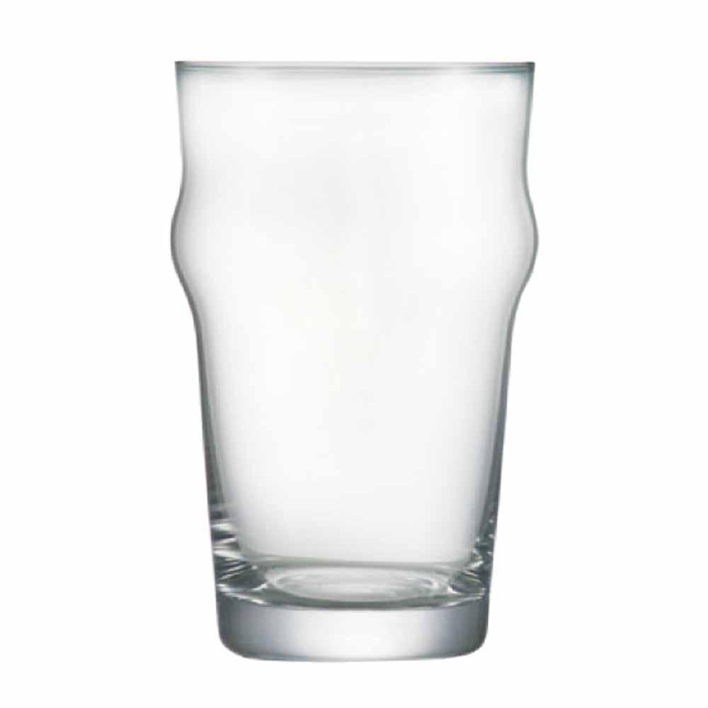 Copo de Cerveja de Vidro Nonic P 305ml 6 Pcs