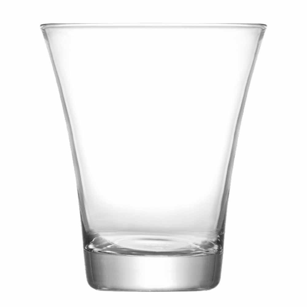 Jogo Copos de Cerveja Choppinho Vidro 235ml 6 Pcs