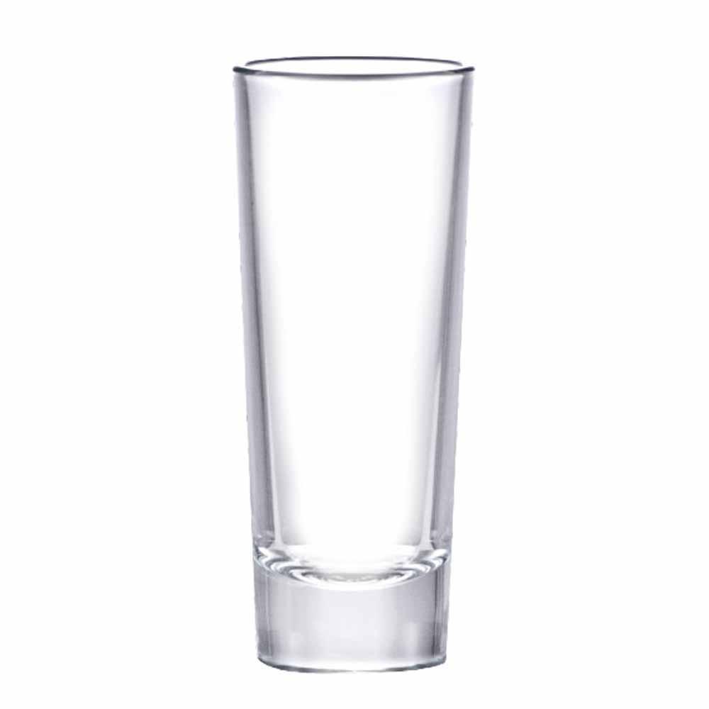 Jogo Copos Vodka Vodka Vidro 54ml 6 Pcs
