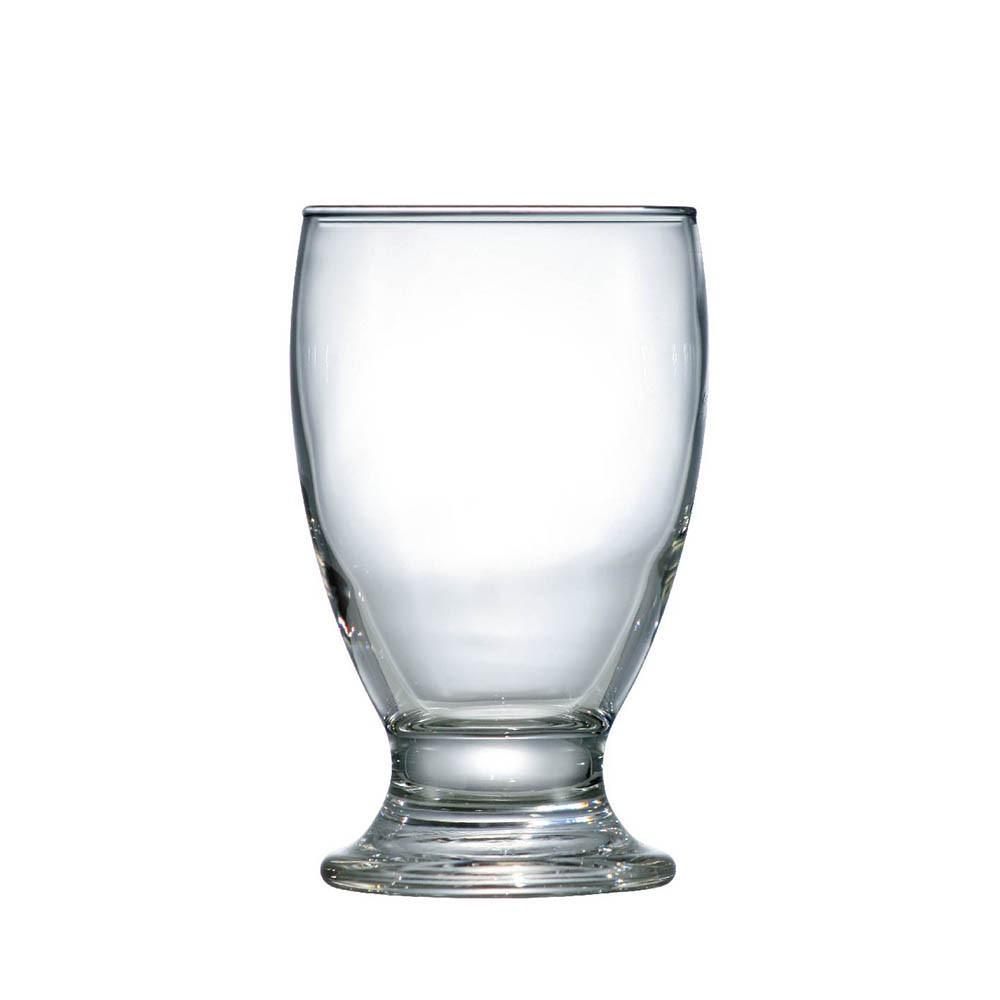 Jogo de Copo de Água ou Suco de Vidro Brussels 230ml 12 Pcs
