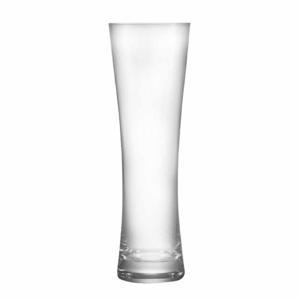 Copo de Cerveja de Vidro Blanc P 320ml 2 Pcs