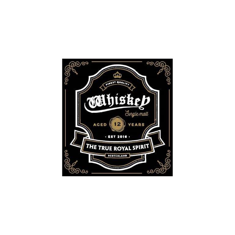Jogo de Copos de Whisky de Vidro Prestige 320ml 2 Pcs