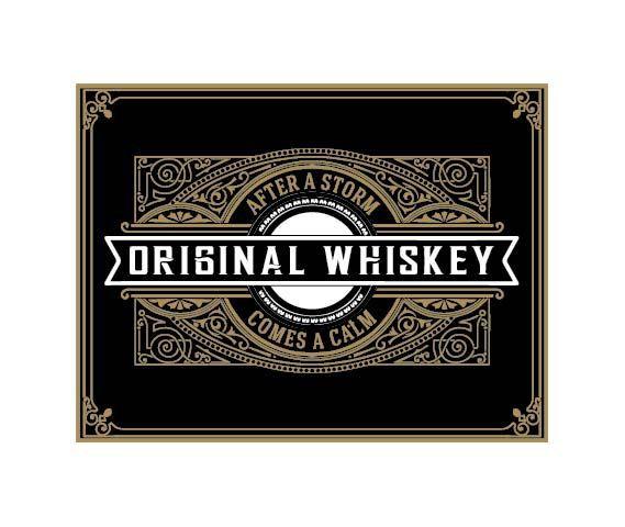 Jogo de Copos de Whisky de Vidro Strange 275ml 6 Pcs