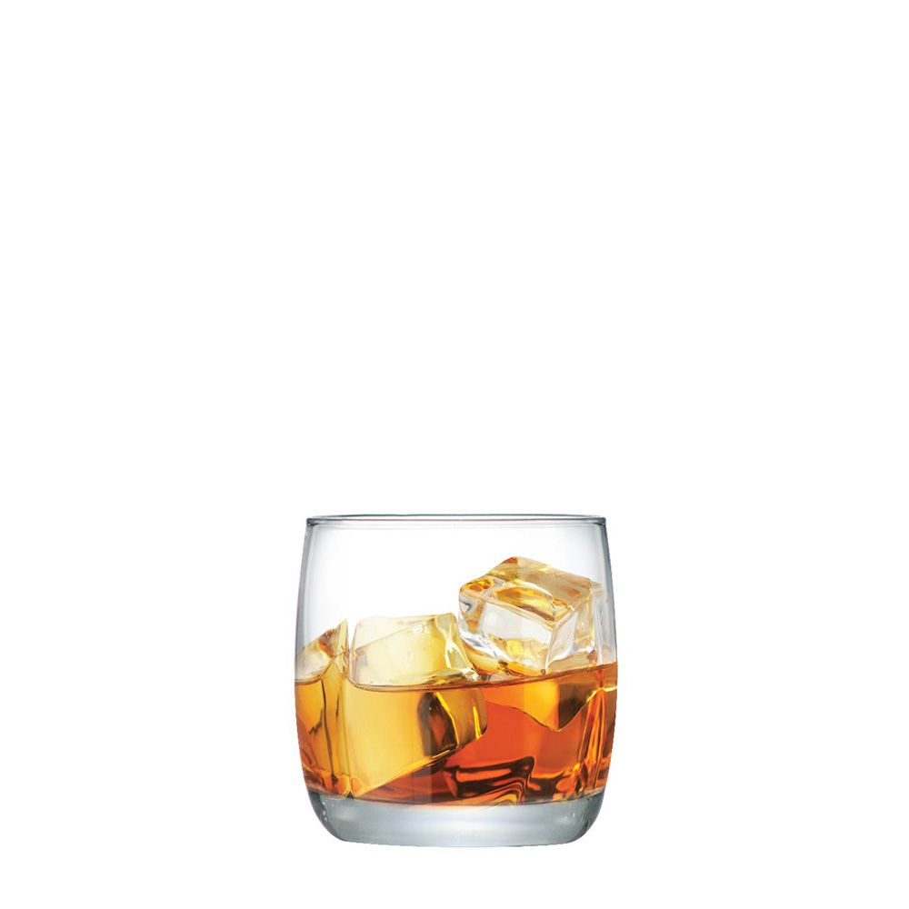 Jogo de Copos de Whisky New York On The Rocks 225ml 2 Pcs