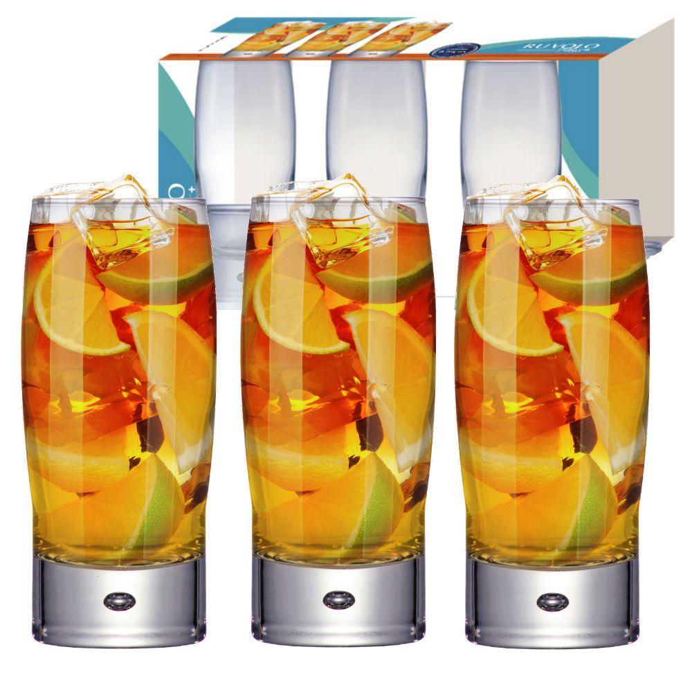 Jogo De Copos Long Drink Strange 3pcs 300ml
