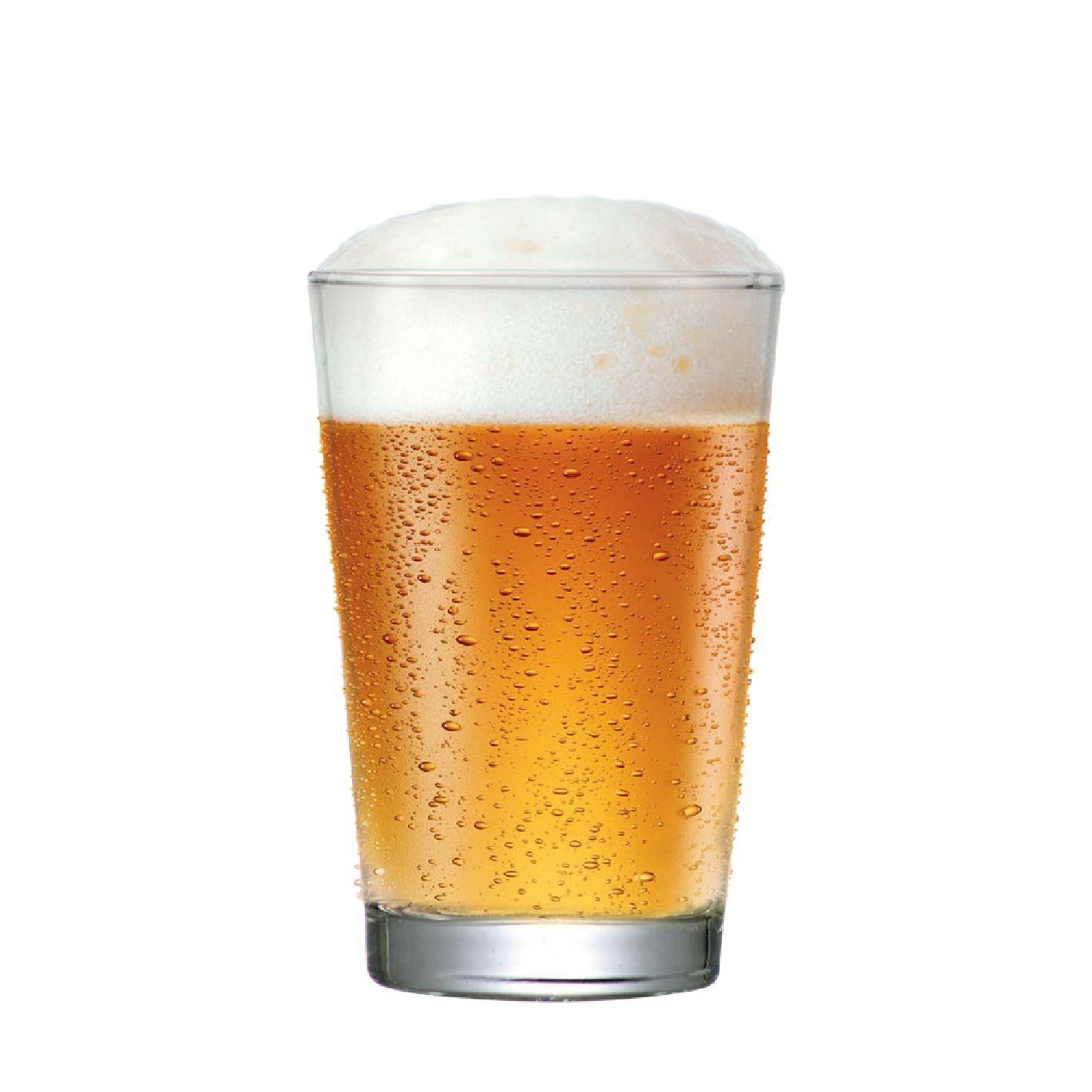 Jogo de Copos para Cerveja Rótulo Caldereta 350ml 6 Pcs