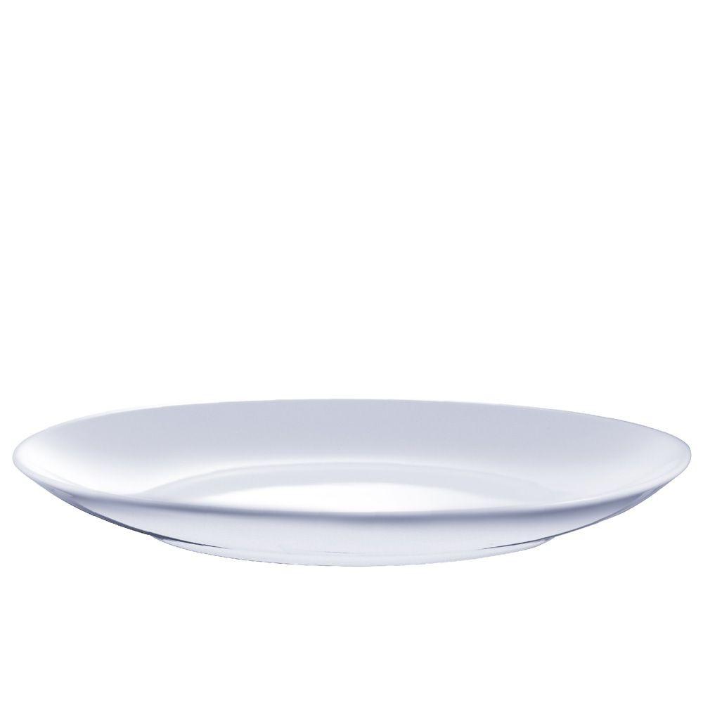 Jogo de Pratos Raso Porcelana Alemã Jantar 27cm 12 pcs