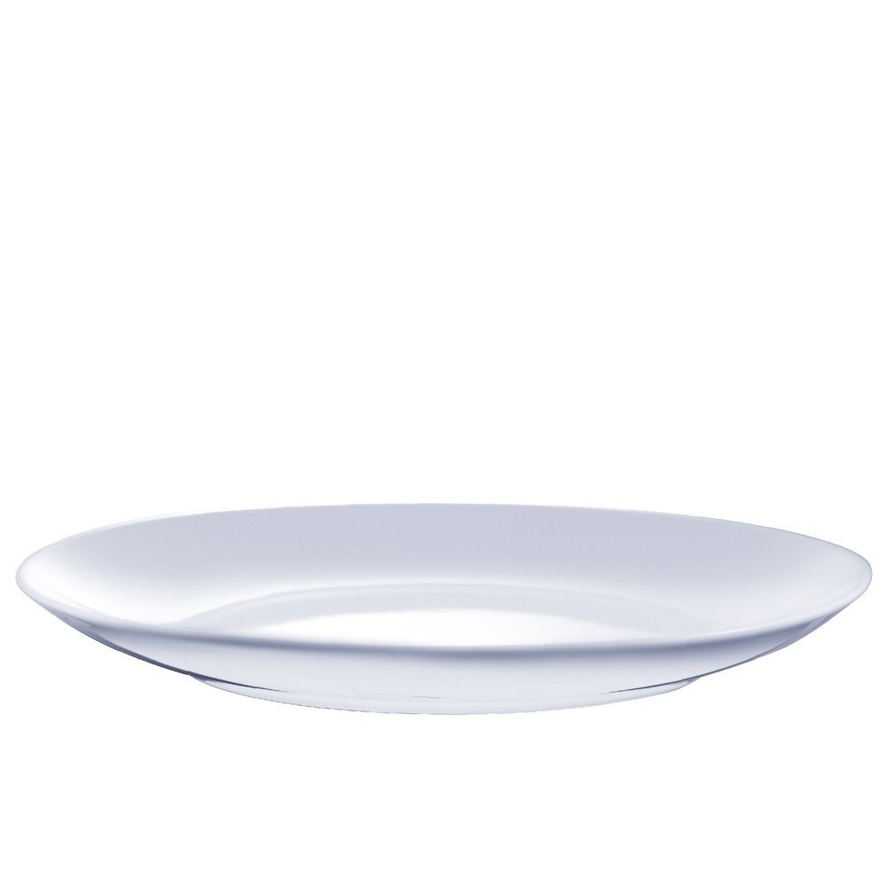 Jogo de Pratos Raso Porcelana Alemã Jantar 27cm 8 pcs