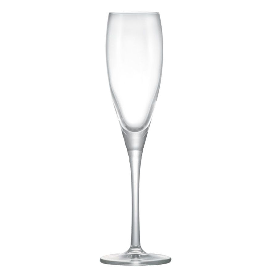 Jogo de Taça de Champanhe Cristal Prosecco 220ml 4 Pcs