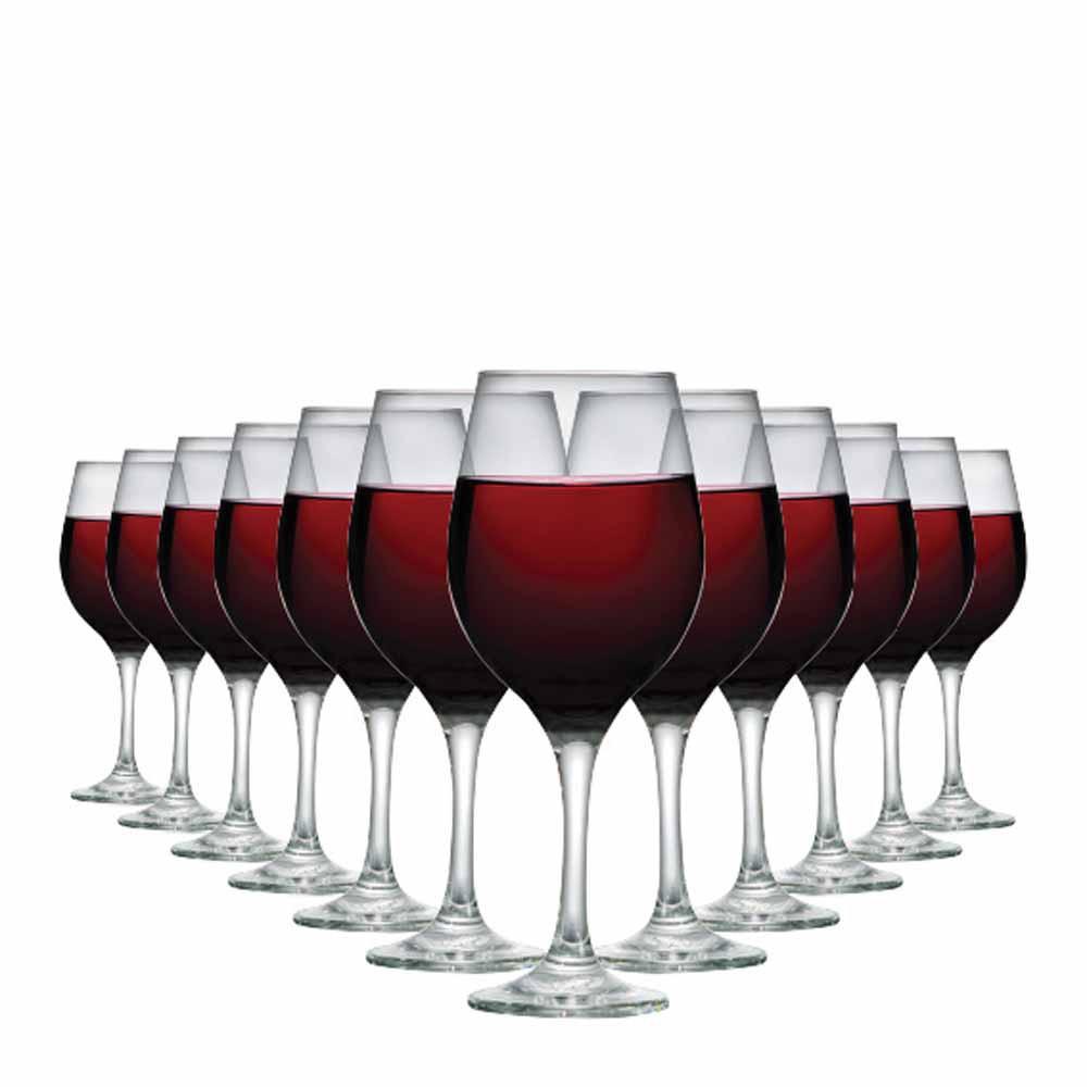 Jogo de Taças Vinho One Vidro 490ml 12 Pcs