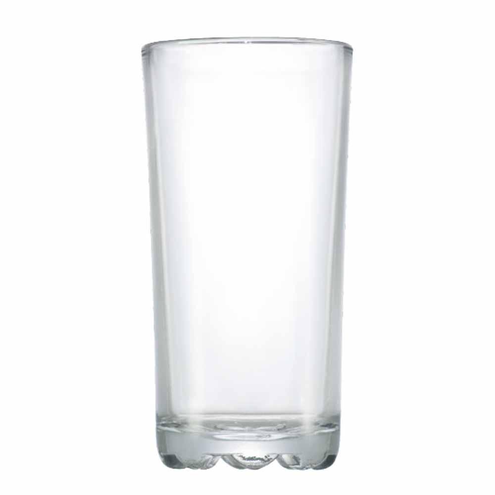 Jogo de Copos Água e Suco Mirage Long Drink Vidro 300ml 6 Pcs