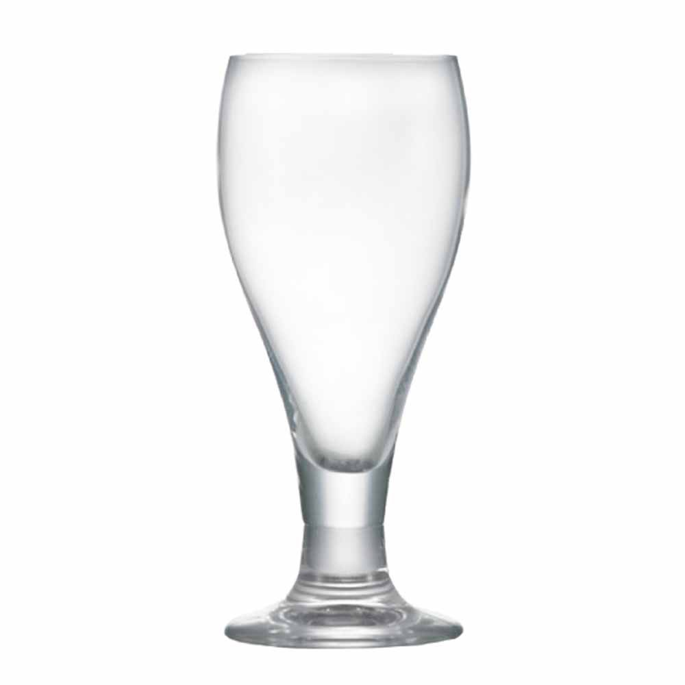 Taça de Cerveja de Cristal Amber 375ml 6 Pcs