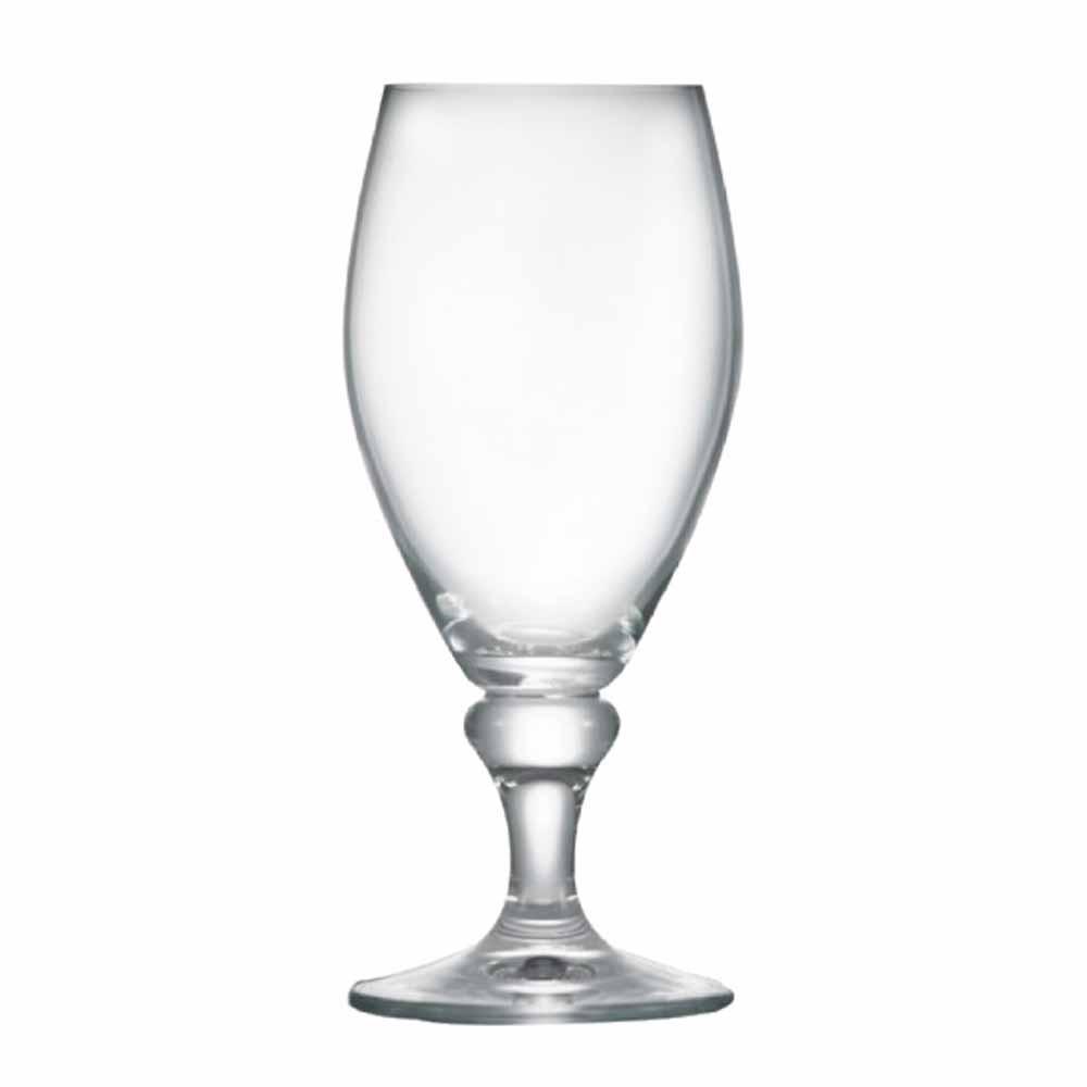 Taça de Cerveja de Cristal Continental M 385ml 6 Pcs