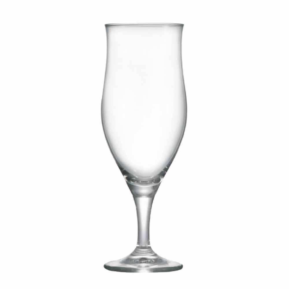 Taça de Cerveja de Cristal Lubzer G 390ml 6 Pcs