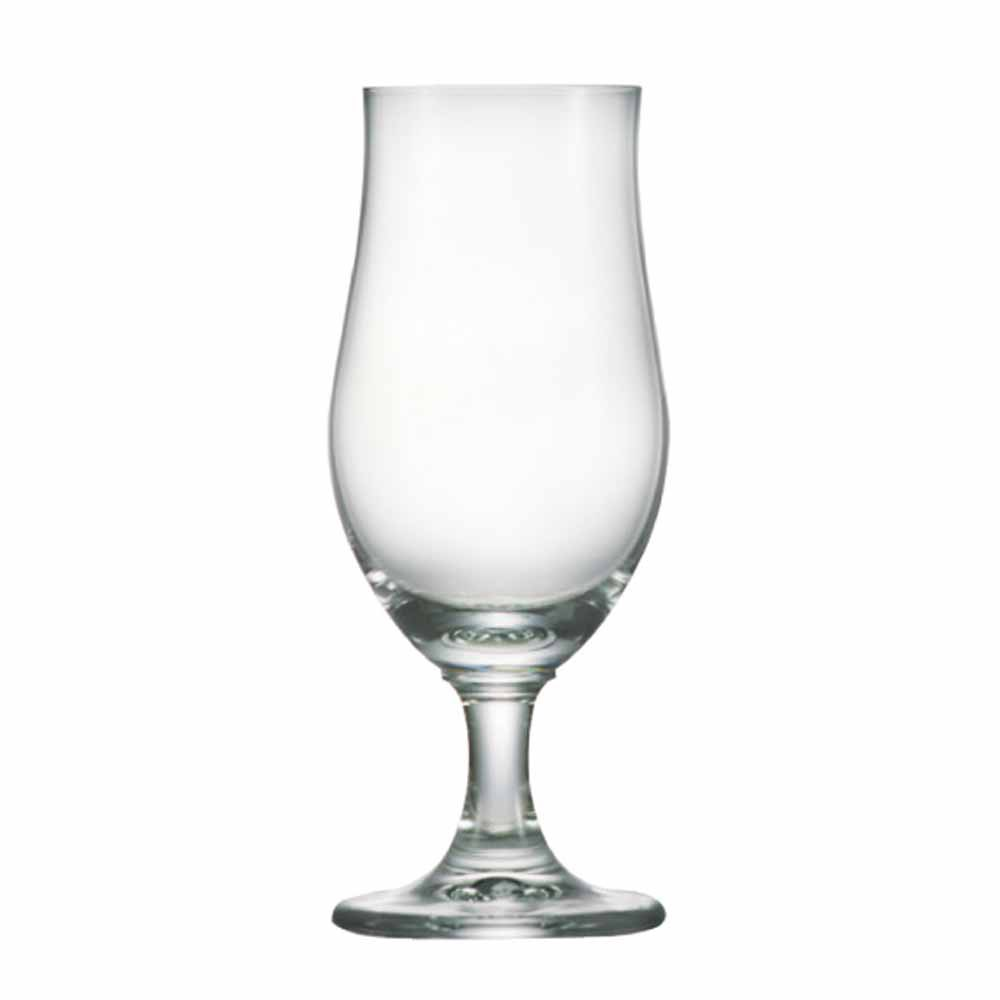 Taça de Cerveja de Cristal Nevada M 370ml 6 Pcs