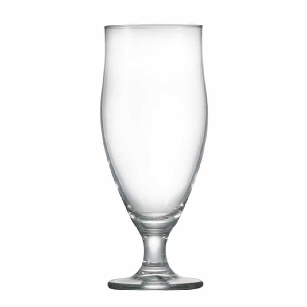 Jogo de Taças Cerveja Paris M Cristal 385ml 6 Pcs