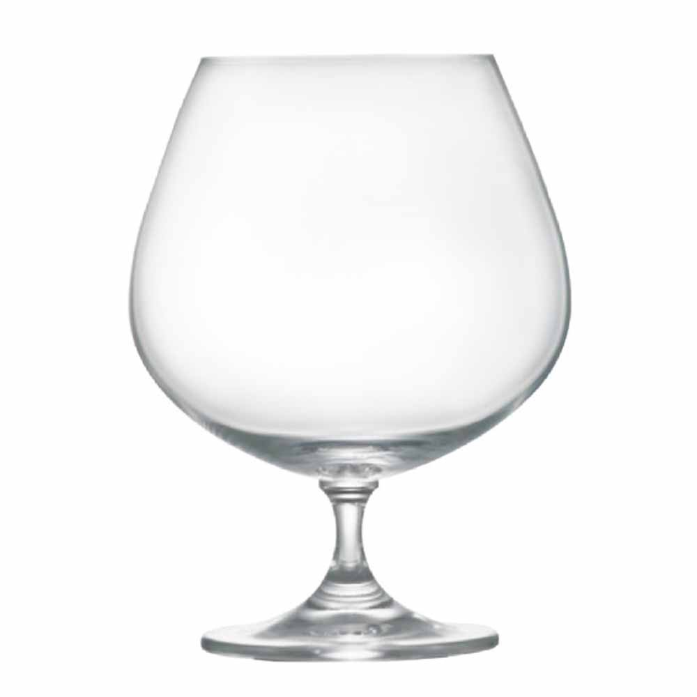 Taça de Cerveja de Cristal Snifter 760ml 6 Pcs