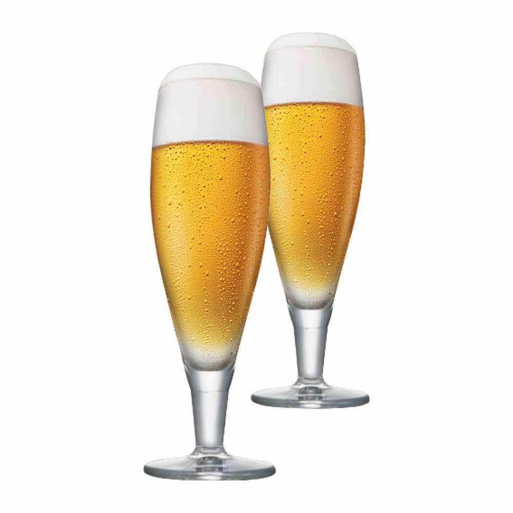 Taça de Cerveja de Cristal Alsdorf 390ml 2 Pcs