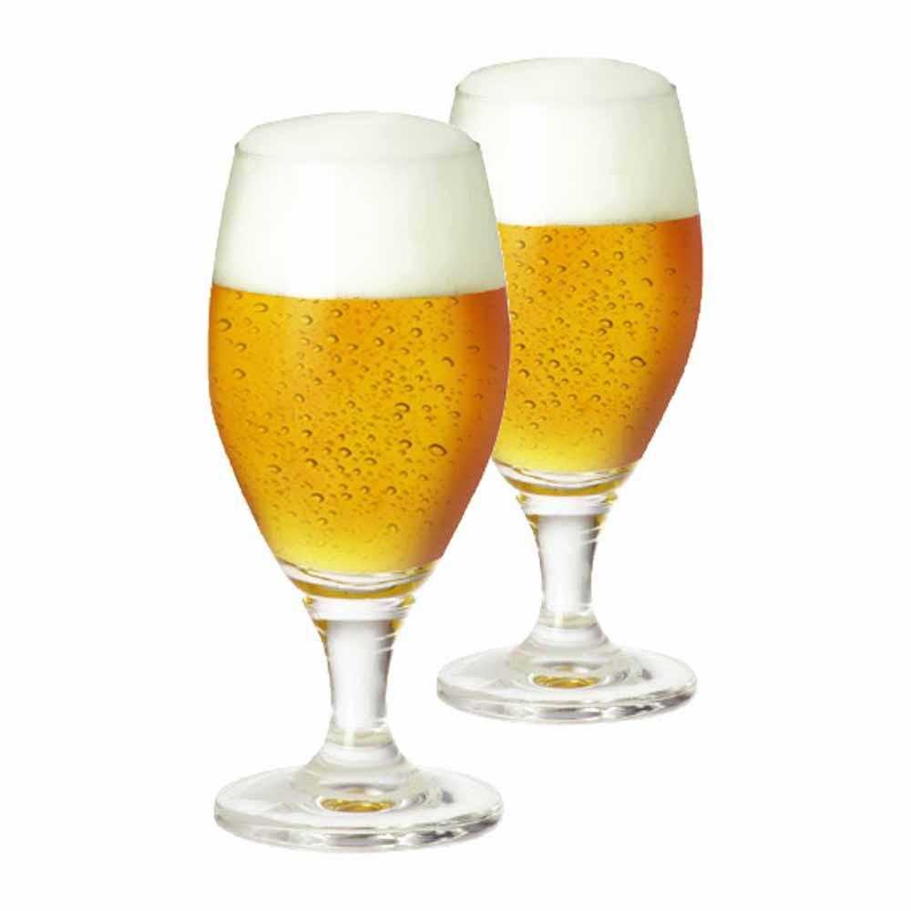 Jogo de Taças de Cerveja Deister P Cristal 345ml 2 Pcs