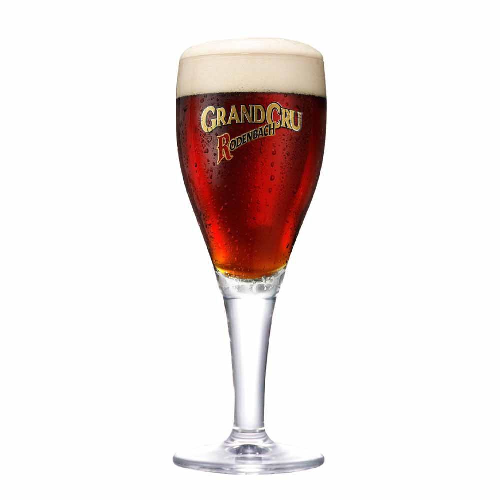 Jogo de Taças de Cerveja Grandcru Rodenbach Cristal 435ml