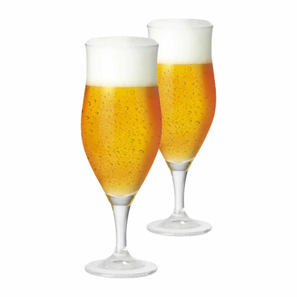 Taça de Cerveja de Cristal Lubzer GG 515ml 2 Pcs