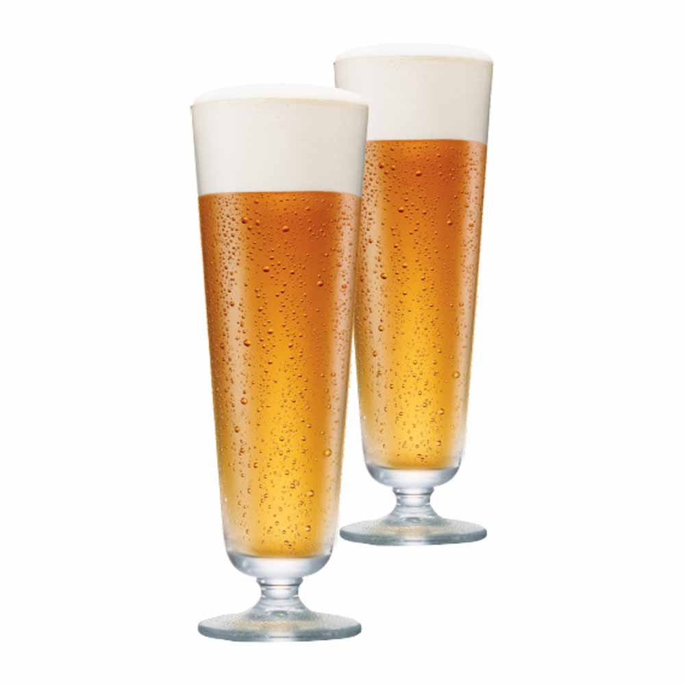 Taça de Cerveja de Cristal Prestige M 510ml 2 Pcs
